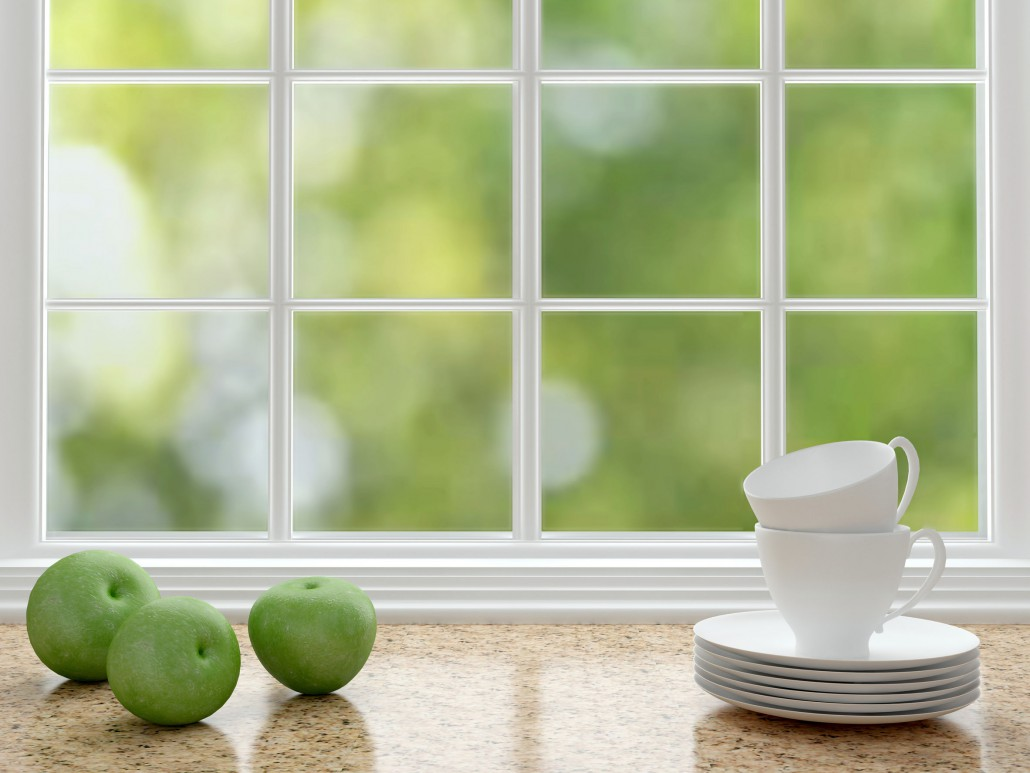 okna beze šmouh